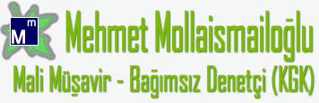 Mehmet Mollaismailoğlu – Mali Müşavir – Bağımsız Denetçi (KGK)